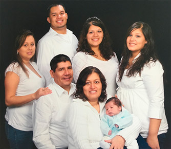Telamon Corporation - Sandra y familia de Michigan