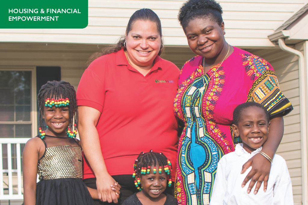 Housing & Financial Empowerment Helps Individuals and Families Build Financial Security